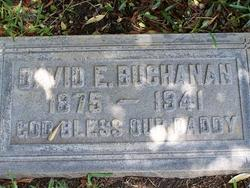 David E. Buchanan