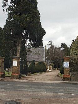 Cheshunt Cemetery