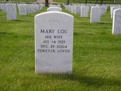 "Mary Louise ""Lou"" <I>Jenson</I> Teller"