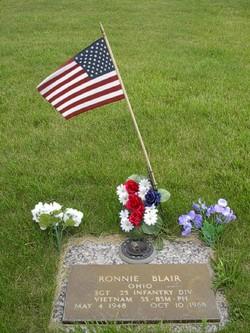 SGT Ronnie Blair