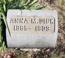 Anna M. Dick