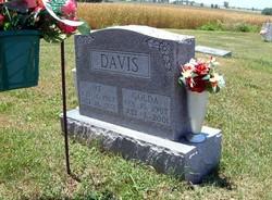 Golda Gertrude <I>Lindsey</I> Davis