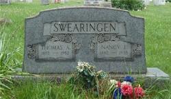 Nancy Evaline <I>Graham</I> Swearingen