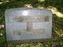 Alice Ruth <I>Southworth</I> Boyd