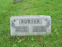 Ernest Leroy Bowser