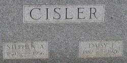 Daisy I. <I>Parker</I> Cisler
