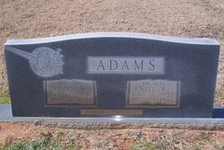 "James Wilford ""Will"" Adams"