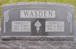 Frederick Louis Wasden