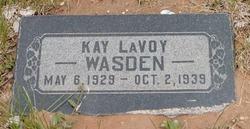 Kay LaVoy Wasden