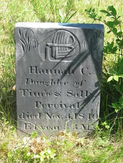 Hannah C. Percival