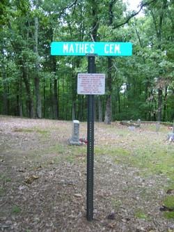 Mathes Cemetery