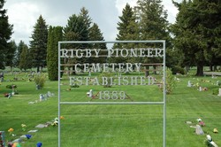 Rigby Pioneer Cemetery