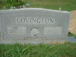 Elsie <I>Caughorn</I> Covington