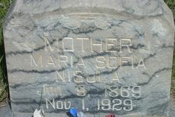 Mary Sophia Nisula