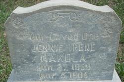 Jennie I Hakola