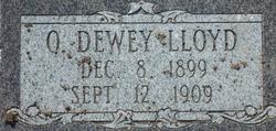 O Dewey Lloyd