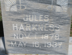 Jules Harkness