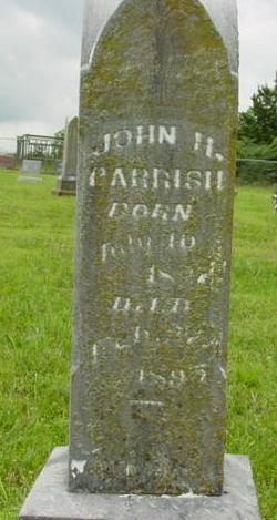 John Henry Parrish
