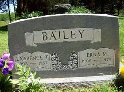 Erna M <I>Wolf</I> Bailey