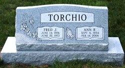 Ann Rist <I>Lonsinger</I> Torchio