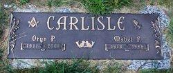 Oryn P. Carlisle
