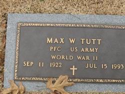 Max W. Tutt