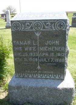 Tamar L. <I>Hiatt</I> Michener