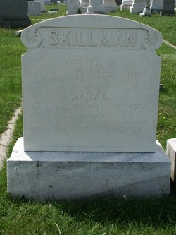 George R Skillman