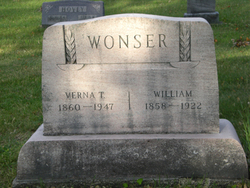 Verna Tuttle <I>French</I> Wonser