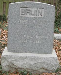 Mary Ellen <I>Rust</I> Bruin