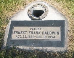 Ernest Franklin Baldwin, Sr