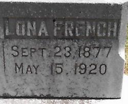 Mary Lona French
