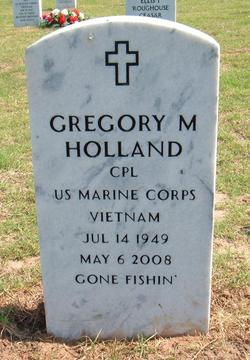 Gregory Martin Holland