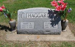 Clay D. Haggard, Jr