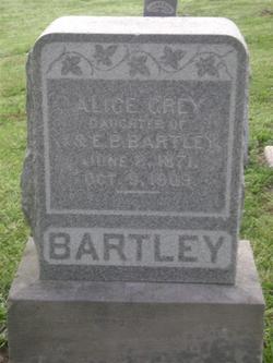 Alice <I>Grey</I> Bartley