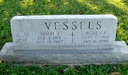 Noah Joseph Vessels 1913 1987 Find A Grave Memorial