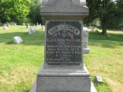 Eliza Ann <I>Naylor</I> Amerman
