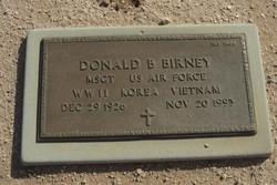 Donald B Birney