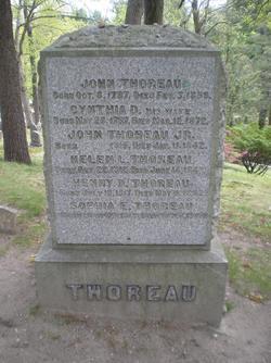 Helen Louisa Thoreau