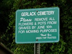 Gerlach Cemetery