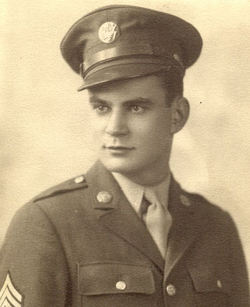 SGT Gerald V. Biddle