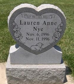 Lauren Anne Nye