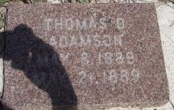 Thomas Douglas Adamson
