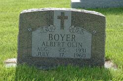 Albert Olin Boyer