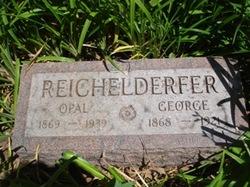 Opal May <I>Dehority</I> Reichelderfer