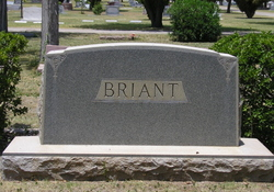 "Elijah S ""Lige"" Briant"