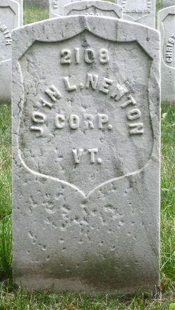 Corp John L. Newton