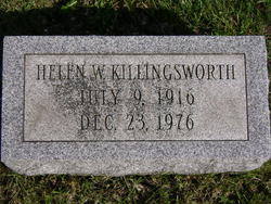 Helen Sarah W. Killingsworth