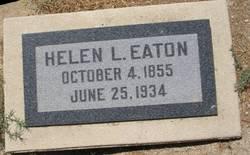 Helen Lucretia <I>Burdick</I> Eaton