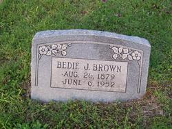 Bedie J <I>Jackson</I> Brown
